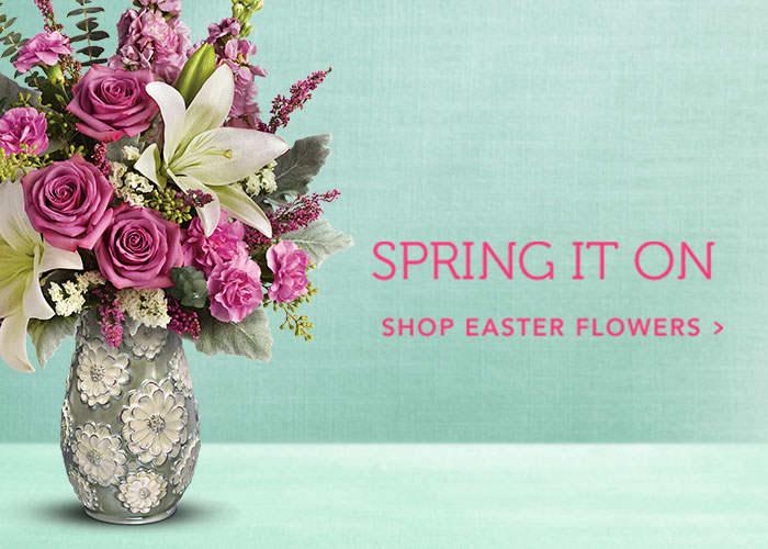 Shop Easter Flowers