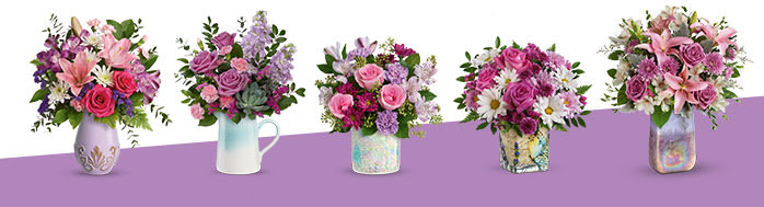 Teleflora Mother's Day Bouquets