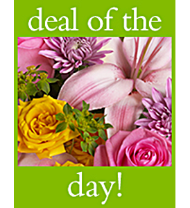 Deal of the Day Bouquet, picture