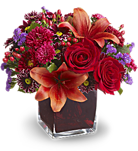 Teleflora's Autumn Grace, picture
