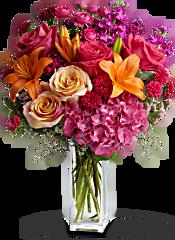 Teleflora's Joy Forever Flowers