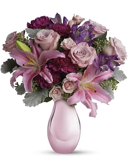 Enchanting Pinks Flowers Enchanting Pinks Flower Bouquet