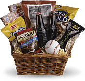 Take Me Out to the Ballgame  Gift Basket