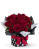 Fifth Avenue Present Rose Bouquet
