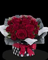 Fifth Avenue Present Rose Bouquet