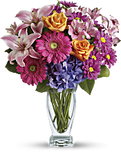 Wondrous Wishes by Teleflora Flowers