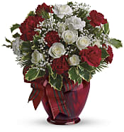 Holiday Splendor Flowers