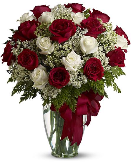 Love's Divine Bouquet - Long S...