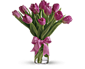 Precious Pink Tulips, picture