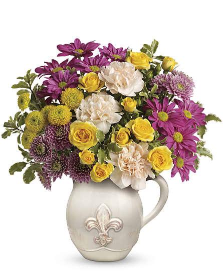 French Fancy Bouquet Flowers ...