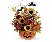 Teleflora's Trick & Treat Bouquet, picture
