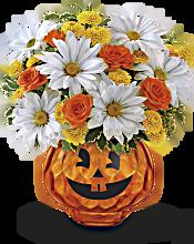Happy Halloween by Teleflora Flowers