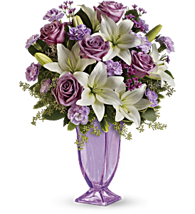 Teleflora's Lavender Love Bouquet, picture