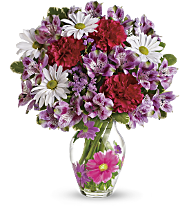Teleflora's Blooms of Love Bouquet, picture