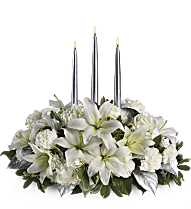 Silver Elegance Centerpiece, picture