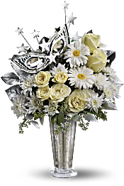 Teleflora's Toast of the Town Flowers
