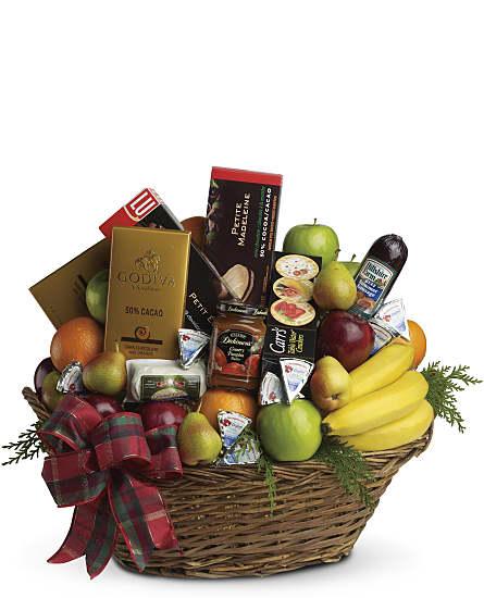 The Ultimate Christmas Gift Basket, The Ultimate Christmas Gift ...