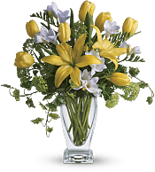 Spring Rhapsody Flowers