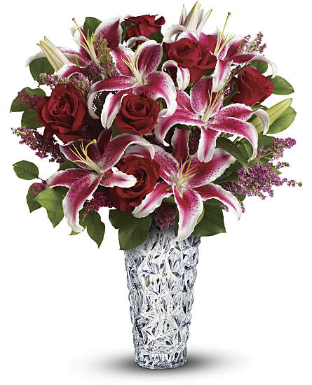 Diamonds And Lilies Bouquet Flowers Diamonds And Lilies Flower