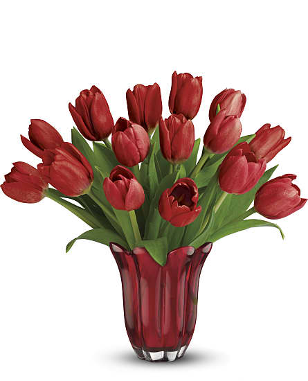 Kissed By Tulips Bouquet Flowers Kissed By Tulips Flower Bouquet