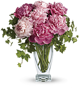 Teleflora's Perfect Peonies, picture