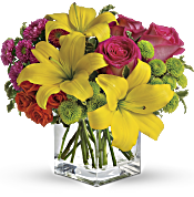 Teleflora's Sunsplash Flowers