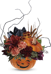 Halloween Magic Bouquet Flowers