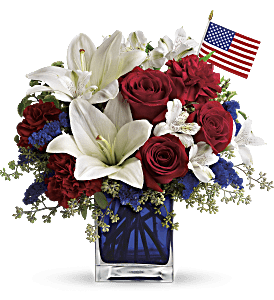 America The Beautiful by Teleflora, picture