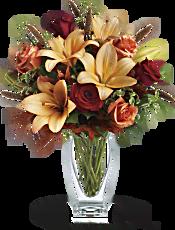 Teleflora's Fall Fantasia Flowers