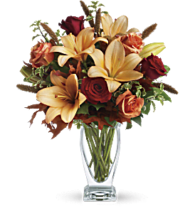 Teleflora's Fall Fantasia, picture