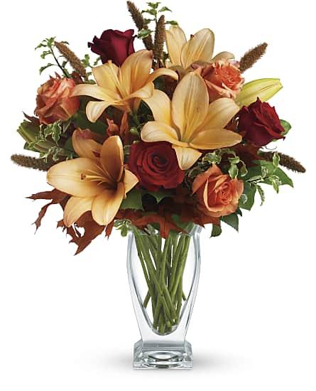 Fall Fantasia Flowers Fall Fantasia Flower Bouquet