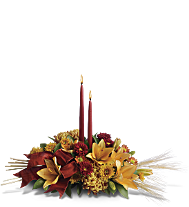 Graceful Glow Centerpiece, picture