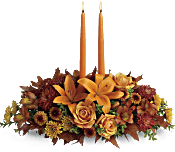 Family Gathering Centrepiece Flowers