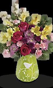 Teleflora's Hello Spring Bouquet Flowers