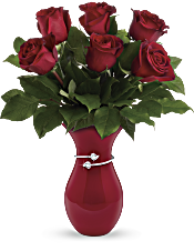 Teleflora's Gift From The Heart Bouquet Flowers