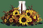 Sunflower Centerpiece Flowers