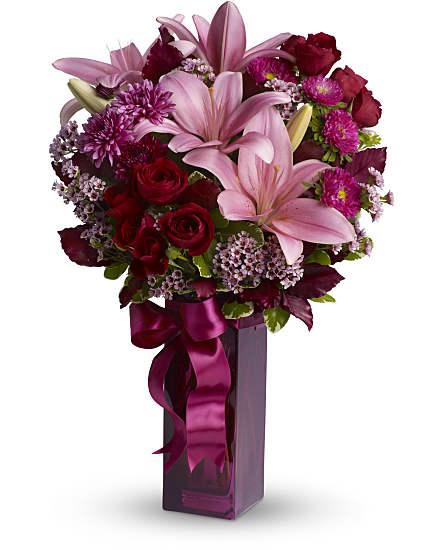 ... Fall In Love Flowers
