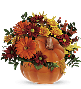 Teleflora's Country Pumpkin, picture