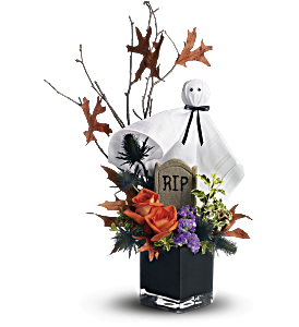 Teleflora's Ghostly Gardens, picture