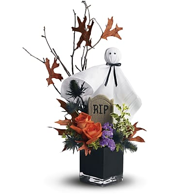 Teleflora's Ghostly Gardens Flowers