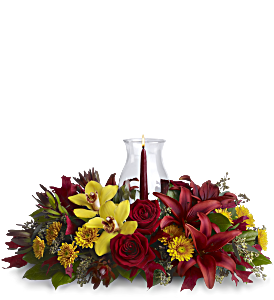 Glow of Gratitude Centerpiece, picture