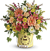 Teleflora's Country Spring Bouquet Flowers