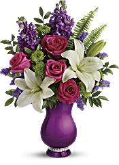 Teleflora's Sparkle And Shine Bouquet Flowers