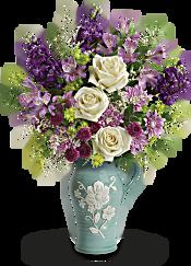 Teleflora's Artisanal Beauty Bouquet Flowers