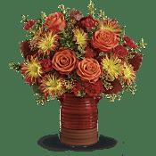 Heirloom Crock Bouquet Flowers