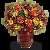 Teleflora's Heirloom Crock Bouquet Flowers