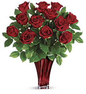 Teleflora's Legendary Love Bouquet, picture