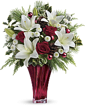 Wondrous Winter Bouquet Flowers