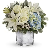 Silver Snow Bouquet Flowers
