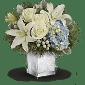 Silver Snow Bouquet Flowers